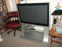 42 inch HD READY Panasonic Viera Plasma TV with Freeview incl. Stand