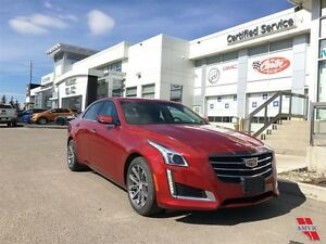 2016 Cadillac CTS Luxury Collection AWD