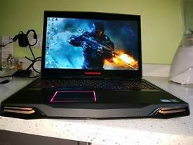 Alienware M17x r4 gaming laptop