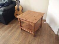 Beautiful Solid-Wood Coffee Table