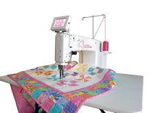 "Sewing Machine Handi Quilter Sweet 16"" Devonport Devonport Area Preview"