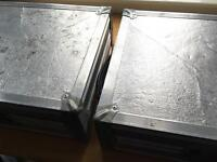 Flight cases Flightcase for technics 1200 1210 mk2 mk3d Mk5