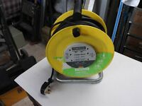 40mt. 240volt EXTENSION CABLE REEL