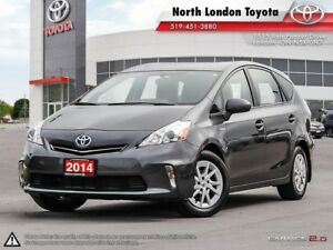 2014 Toyota Prius v overall top pick for 2014 wagons. - USCar...
