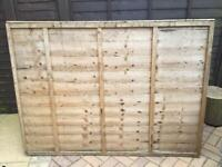Fence Panel 4ft