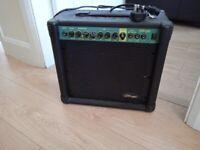 20 watt guitar amp with reverb