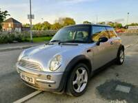 Mini Cooper Chilli Pack 2002