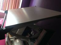 ADJUSTABLE DRAFTING TABLE ,TAXI KNOWLEDGE BLUE BOOKS,MAPS-BARGAIN!!!!