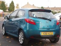 MAZADA TAMURA 2 EXCELLENT CONDITION LOW MILEAGE FULL SERVICE HISTORY 12 MONTH M.O.T !