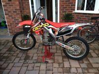 Honda crf 250 r 2011 Not yzf ktm rmz kxf