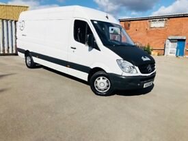 MERCEDES BENZ SPRINTER 313 CDI NEW SHAPE 2,2L 6 SPEED DIESEL MANUAL 2013 REG FULL SERVICE HISTORY