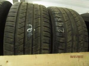 245/40R17 2 ONLY USED STARFIRE A/S TIRES