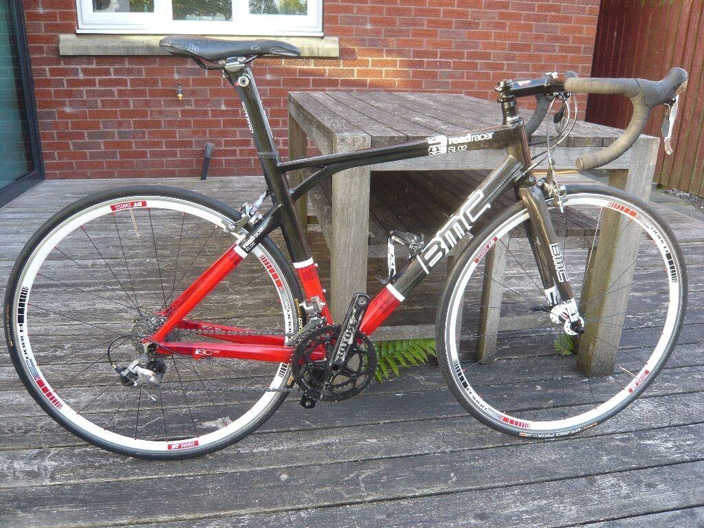 BMC Roadracer SL02 carbon road bike (Size 54cm)   in Stoke-on-Trent ...