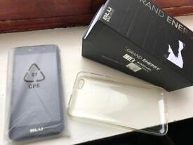 "BLU Android Smartphone 5"" display new dual sim"
