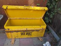 van vault,toolbox with keys