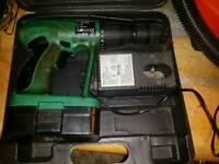 24volt cordless drill