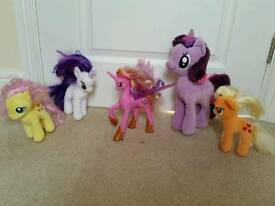 TY my little pony Cadence talking pony vgc pet smoke free