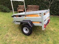 erde classic 143 trailer purchased 2015 hardly used