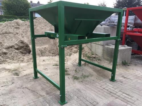 Super ≥ Vultrechter Big Bag vuller trechter Zand Grind Compost VT-SS TE-65