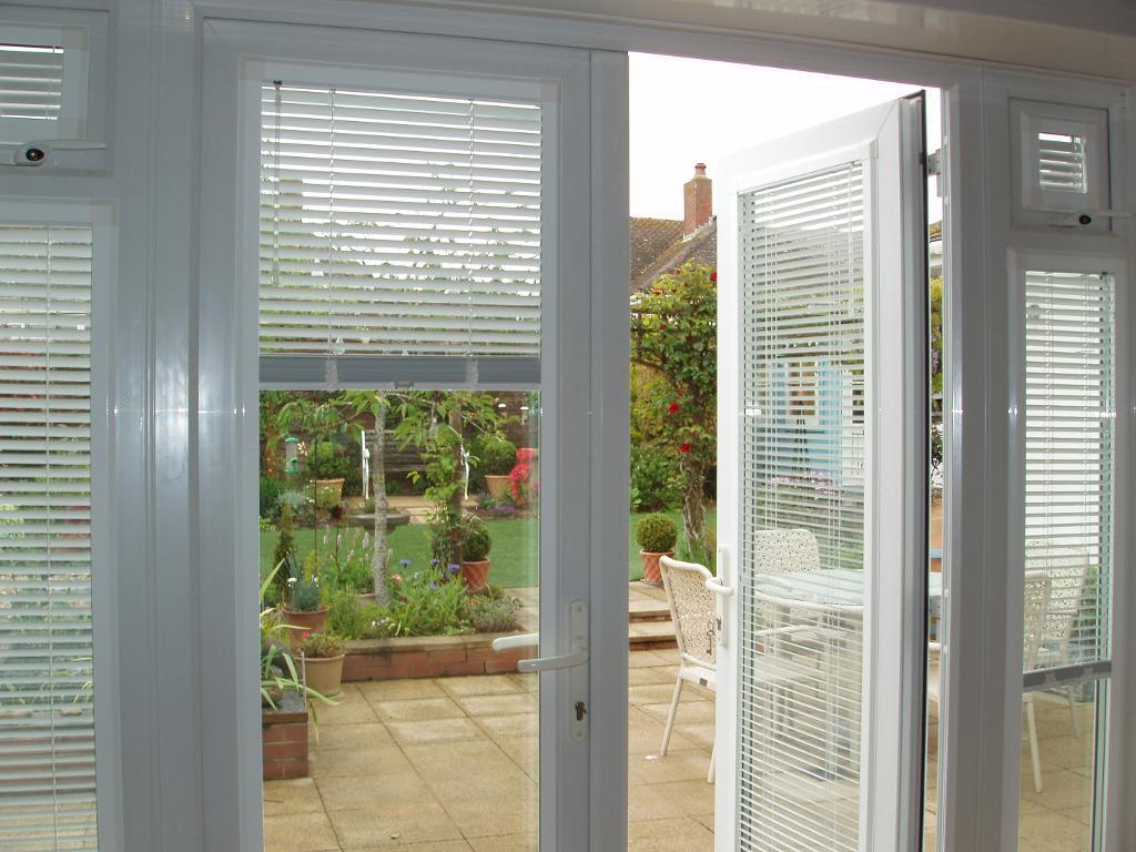 Upvc French Doors With Or Without Side Panels 23m X 219 High In