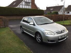 Fantastic going Car with low miles and easy to run