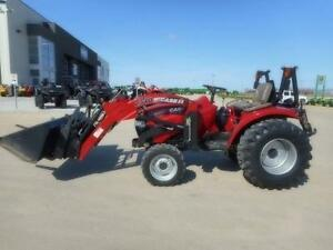 2009 Case DX31 Compact Tractor