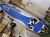 Starboard Kombat 96L