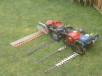 PETROL HEDGE TRIMMERS £30 EACH