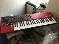 Clavia Nord Lead 4 Performance Synthesiser Keyboard - Used Twice New Condition