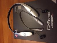 LG HBC 900 Tone Infinim Premium Bluetooth Stereo Headset.