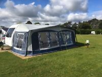 2017 Dorema 240 De-luxe full Awning size 1030(16)