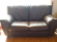 Sofa - 2 seater frr to uplift, good condition