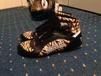 Londsdale Limited Edition Tiger Boxing Boots