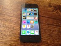 iphone 5 black slate 16gb vodafone talktalk lebara good condition