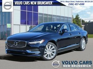 2017 Volvo S90 T6 Inscription AWD | REDUCED | FULL VOLVO WARR...