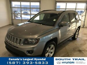 2016 Jeep Compass High Altitude (AUTO, 4WD, LEATHER)