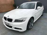 Bmw 320D M sport cat c MOT 13/sep/18