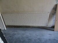 2No. LARGE RADIATORS IN GOOD CONDITION