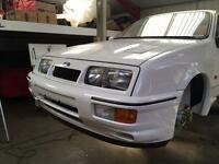 Sierra rs cosworth rs500 parts