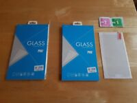 New - 2017 Samsung J5 Glass Screen Protector, Buy one, get one Free!