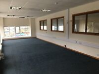 Modern waterfront office with views over Plymouth waterfront | Ample free parking