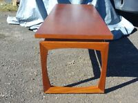 GPlan Quadrille coffee table