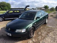 Vw passat tdi automatic, No MOT