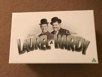 Laurel and Hardy box set brand new!
