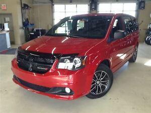 2015 Dodge Grand Caravan SXT.BLACKTOP.STOW N GO.CLIM TRI-ZONE.