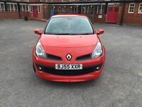 Renault Clio 1.6 dynamic s 55reg very low mileage excellent condition must see