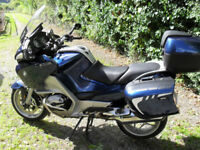 BMW R1200RT Excellent condition and low milage (58 plate)