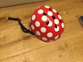 Adjustable kids helmet Kiddimoto