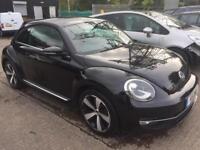 Save £4000 vw beetle 2.0 tdi sport 2013 low miles