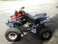 yamaha warrior 350 2003